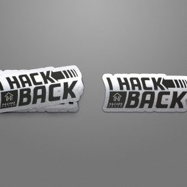 Hacker House Stickers